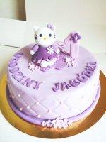 Tort dla dzieci Hallo Kitty
